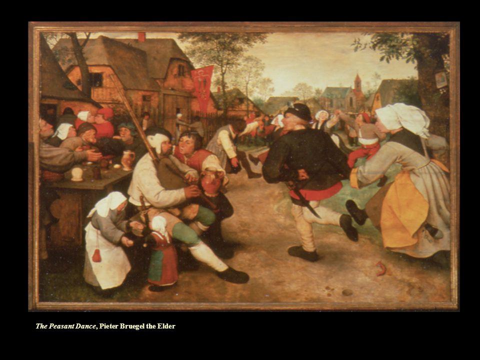 The Peasant Dance, Pieter Bruegel the Elder