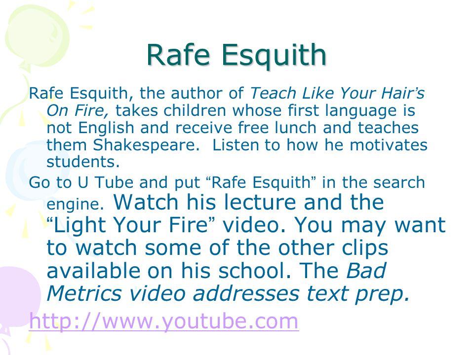 Rafe Esquith http://www.youtube.com