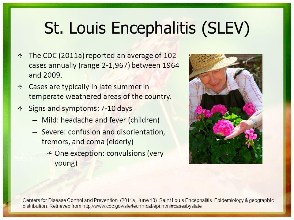 St. Louis Encephalitis (SLEV)