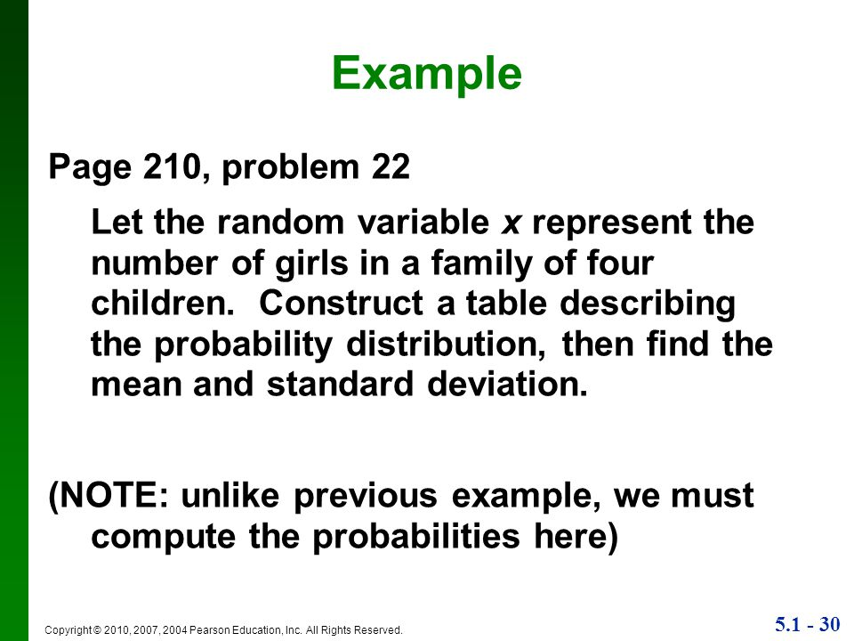 Example Page 210, problem 22.
