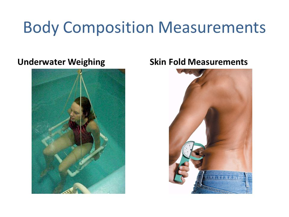 Body Composition Measurements