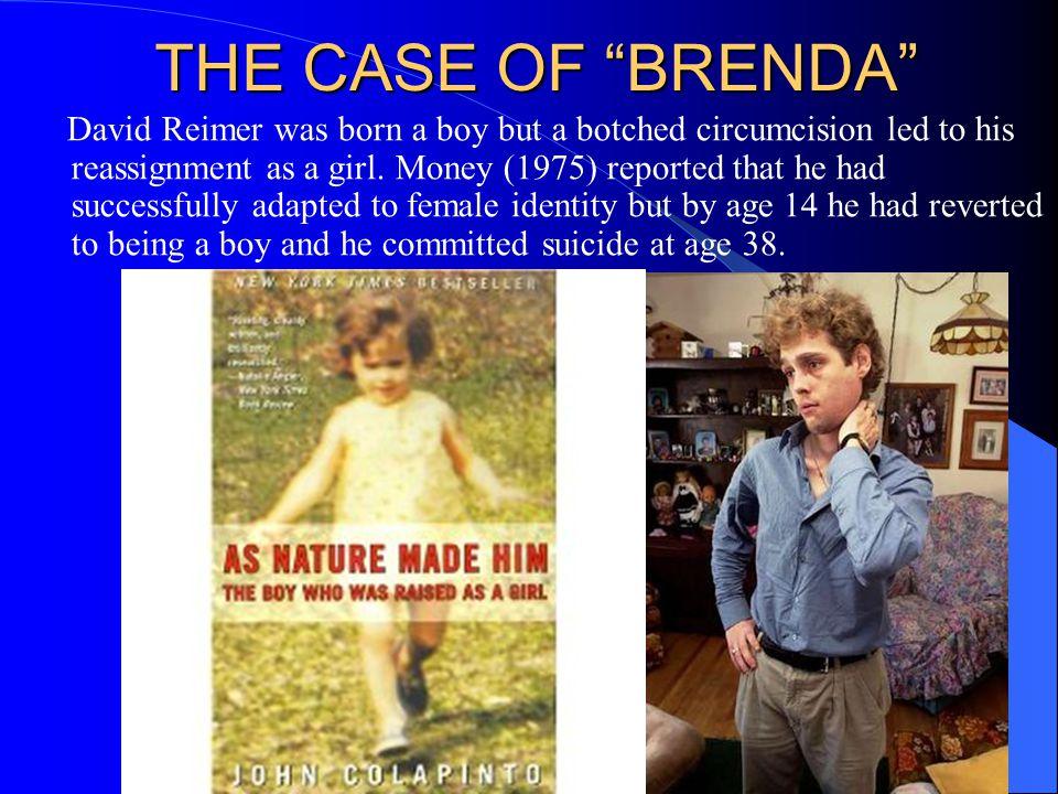 THE CASE OF BRENDA