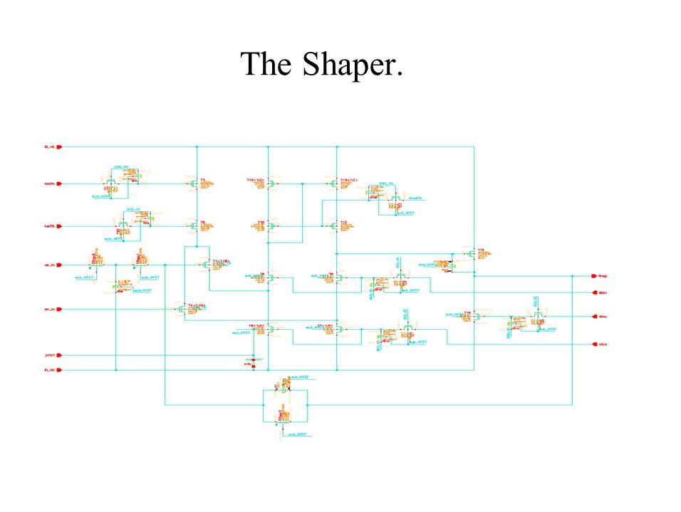 The Shaper.
