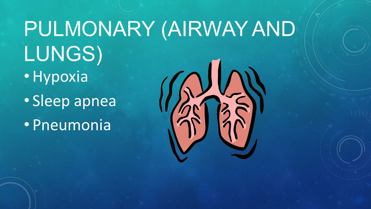 Pulmonary (Airway and Lungs)