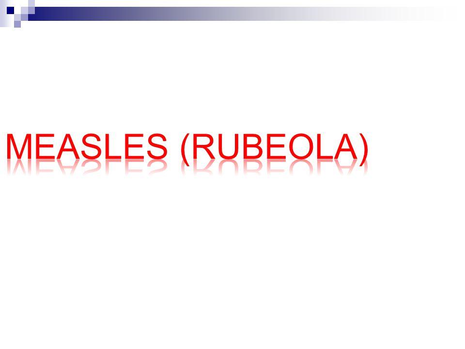 measles or rubeola jj task 3