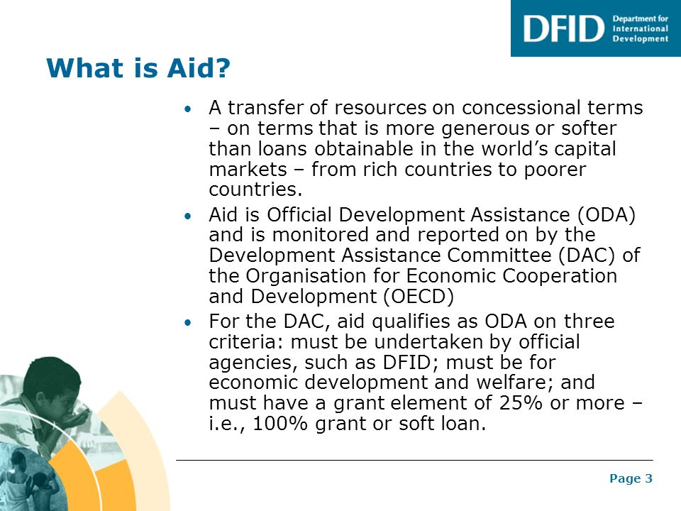 What is Aid