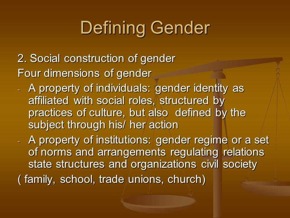 an analysis of socialization of gender It is important to analyze school textbooks from gender perspectives because textbooks, in addition to family and society, play an important role in the socialization.