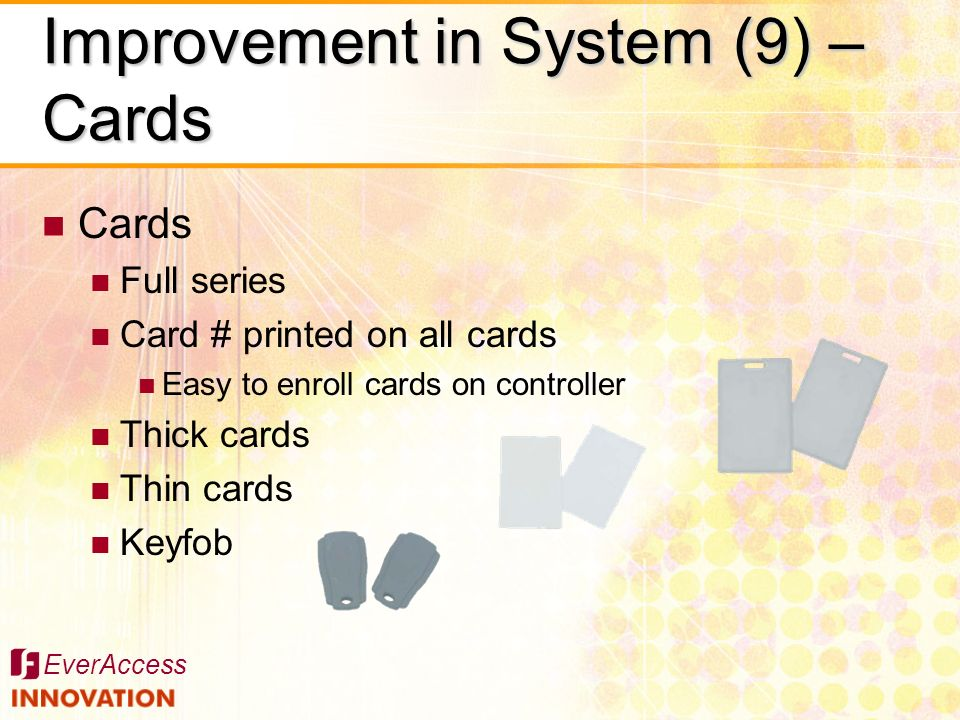 Improvement in System (9) –Cards
