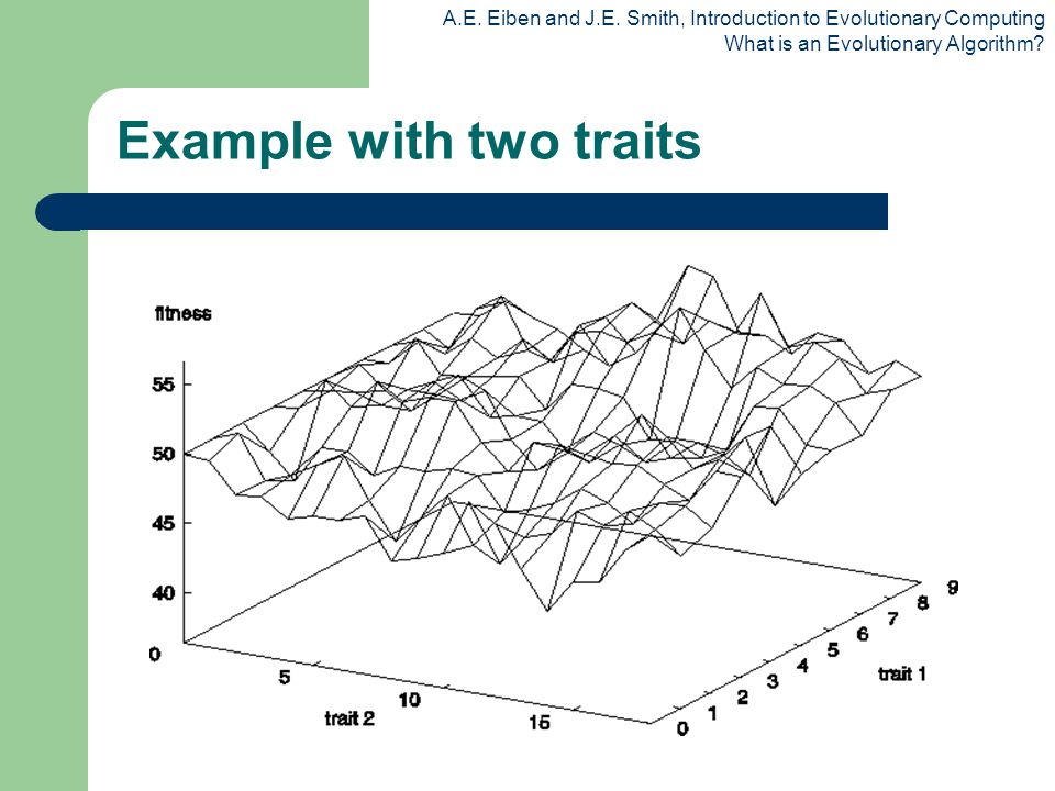 Example with two traits