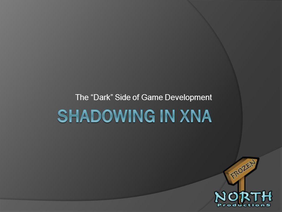 The Dark Side of Game Development