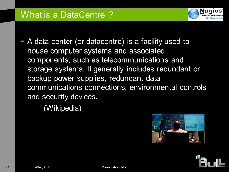 What is a DataCentre