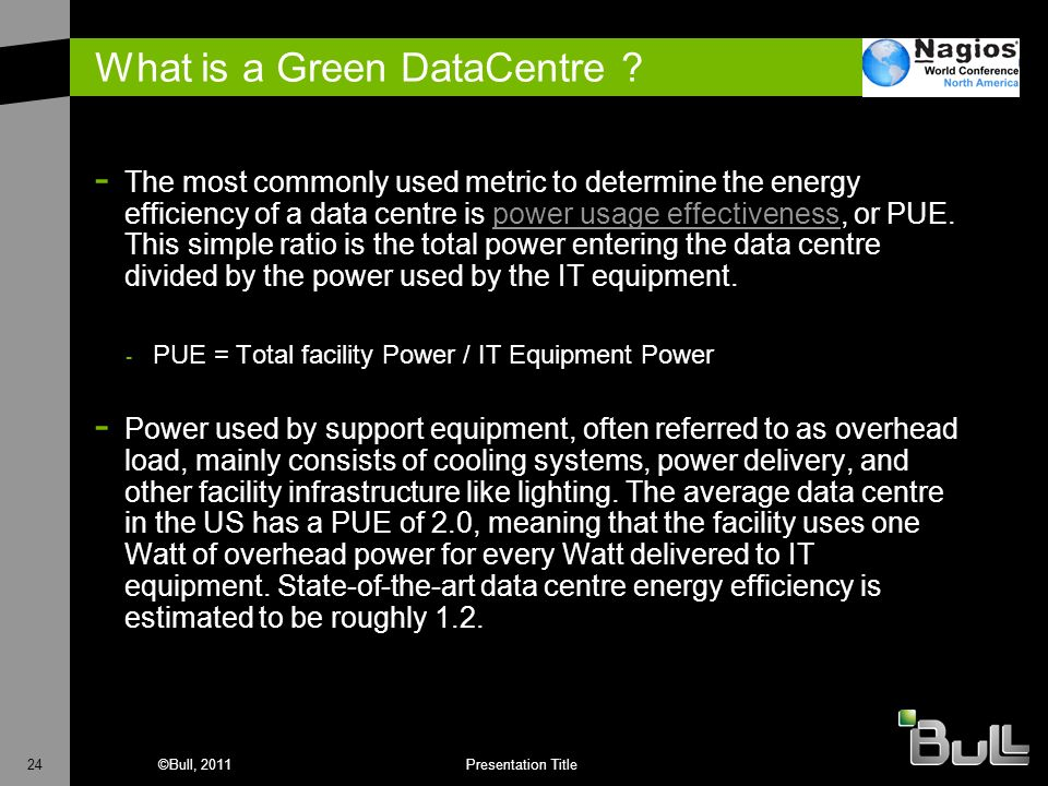 What is a Green DataCentre