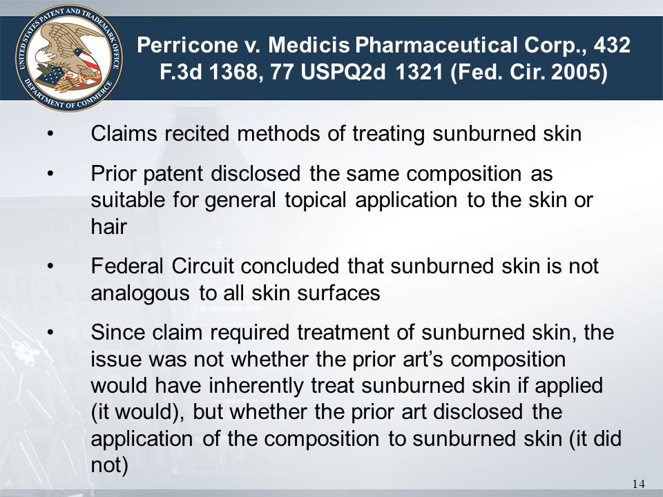 Perricone v. Medicis Pharmaceutical Corp. , 432 F