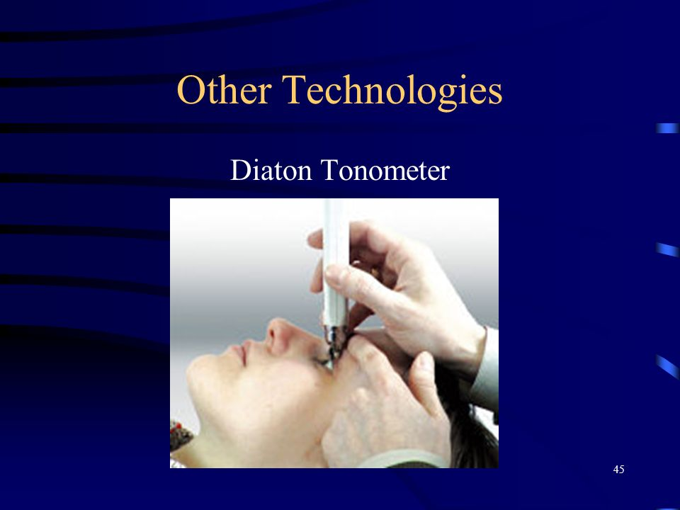 Other Technologies Diaton Tonometer