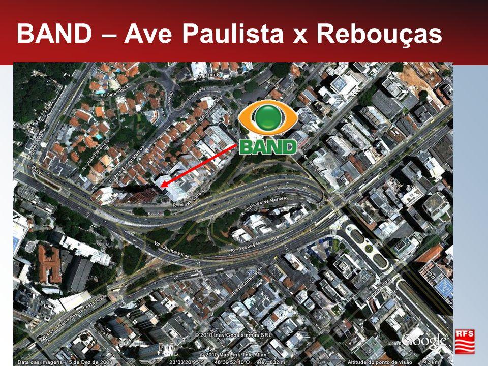 BAND – Ave Paulista x Rebouças