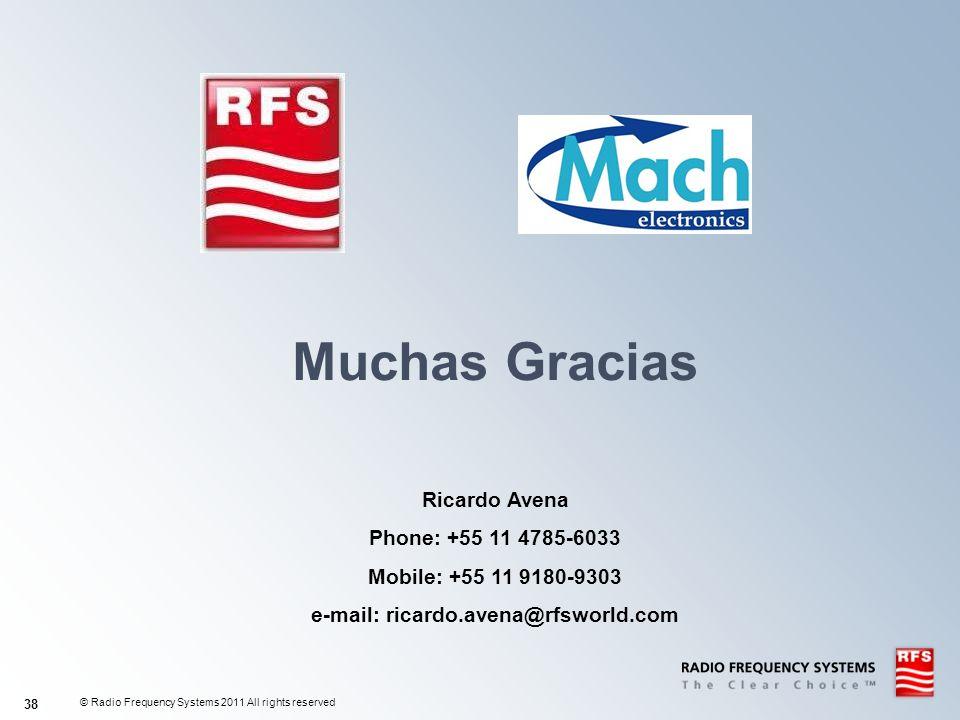 e-mail: ricardo.avena@rfsworld.com
