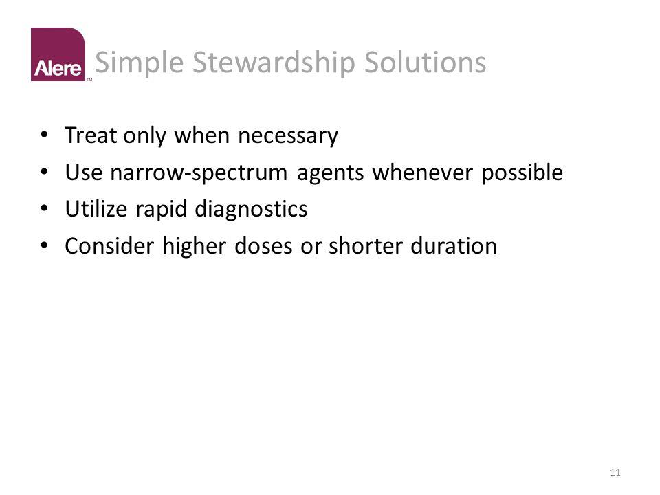 Simple Stewardship Solutions