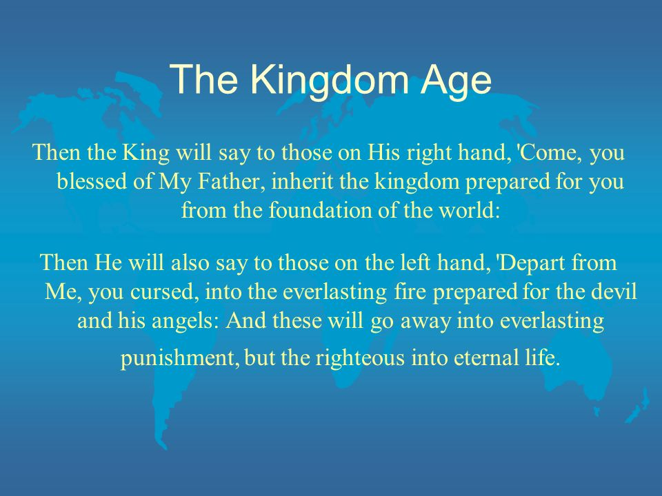 The Kingdom Age