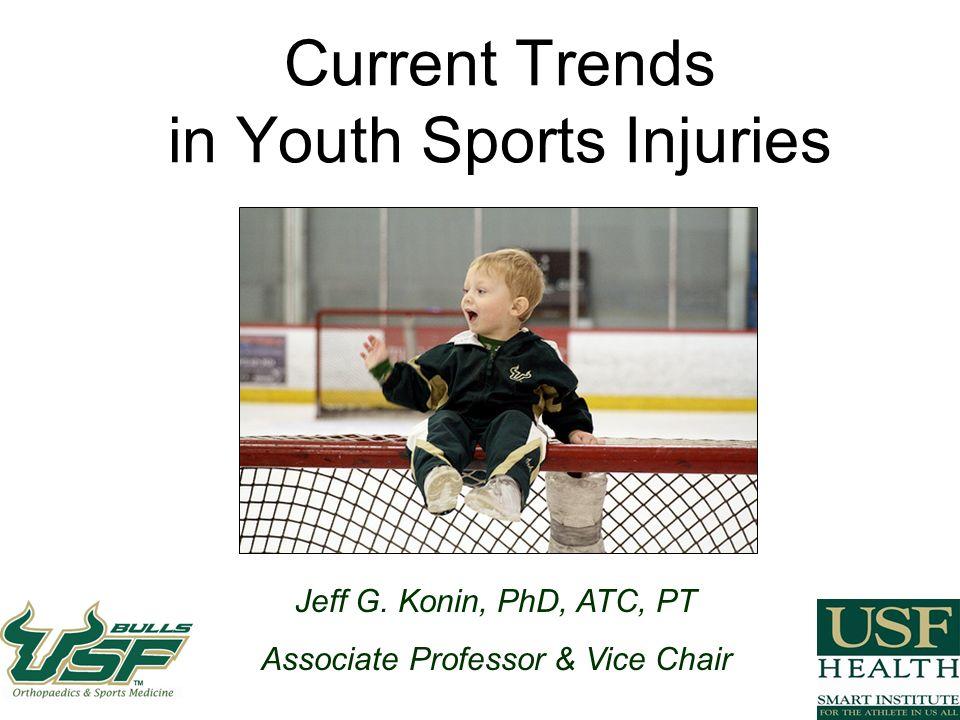 Current Trends in Youth Sports Injuries