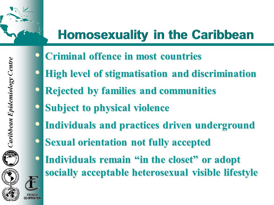 Homosexuality in the Caribbean