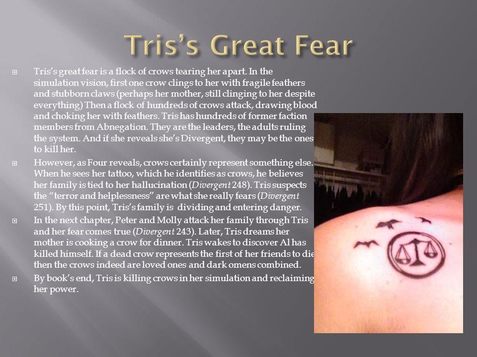 Tris's Great Fear