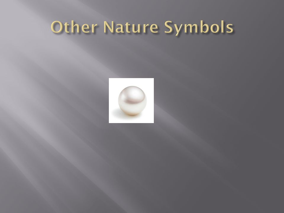 Other Nature Symbols