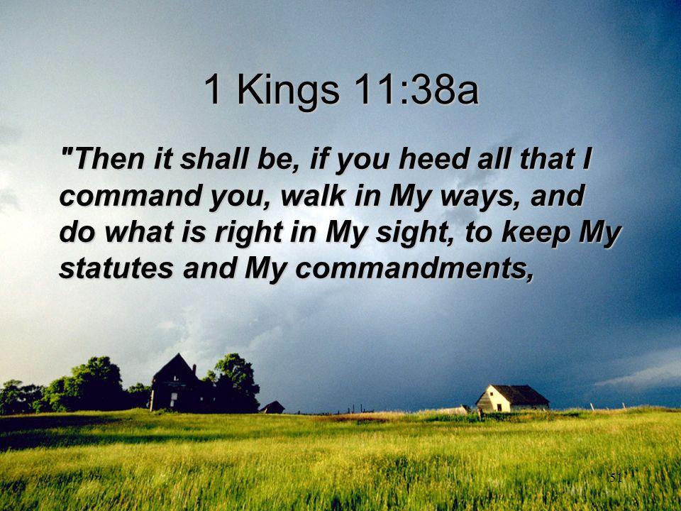 1 Kings 11:38a
