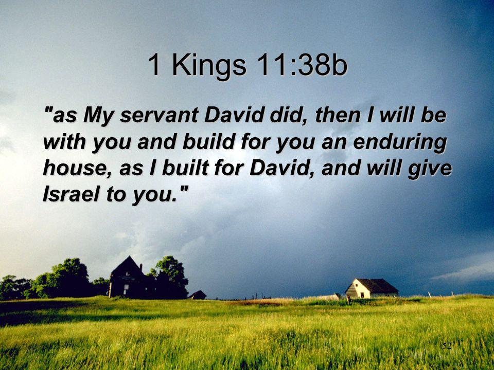 1 Kings 11:38b