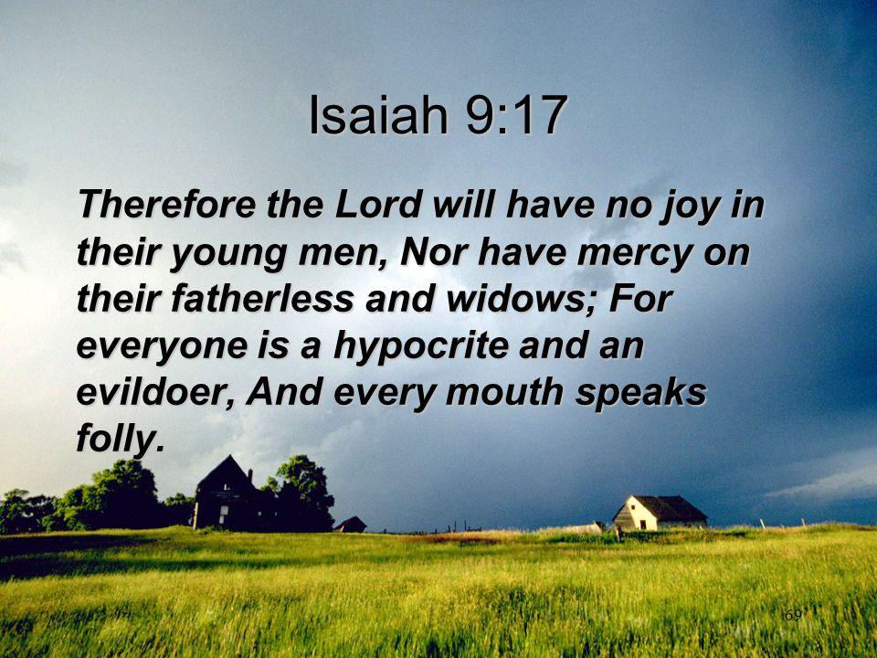 Isaiah 9:17
