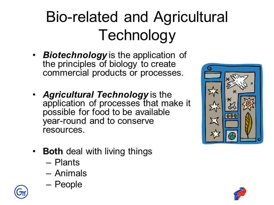 Bio-related and Agricultural Technology