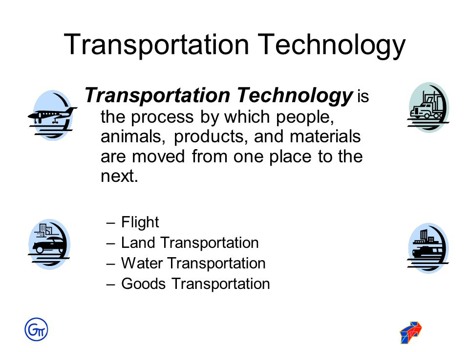 Transportation Technology