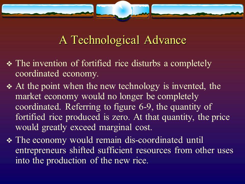 A Technological Advance