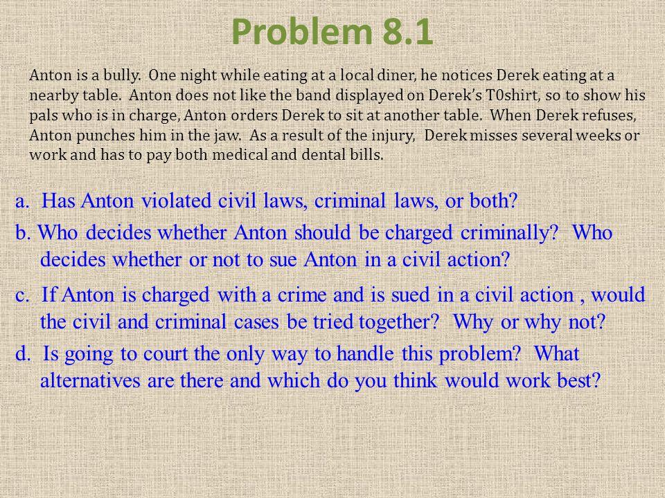 Problem 8.1