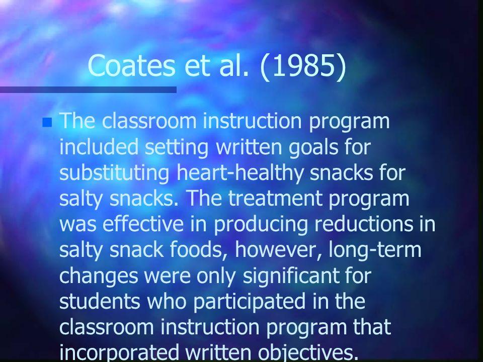 Coates et al. (1985)