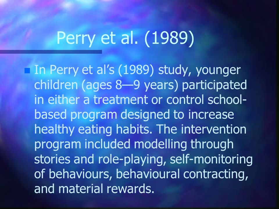 Perry et al. (1989)