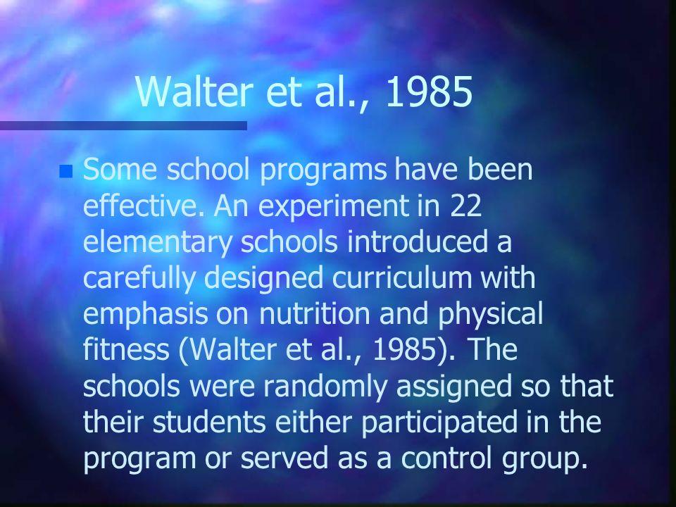 Walter et al., 1985