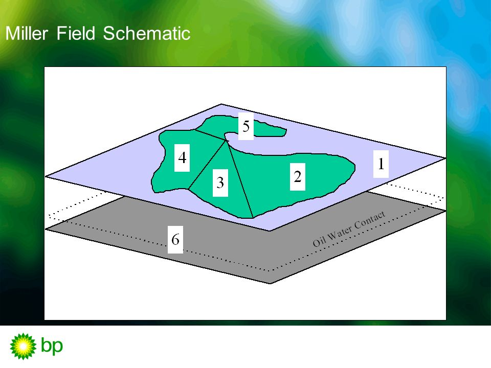 Miller Field Schematic