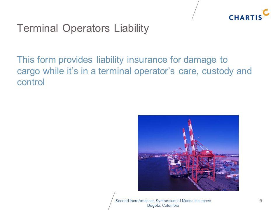 Terminal Operators Liability