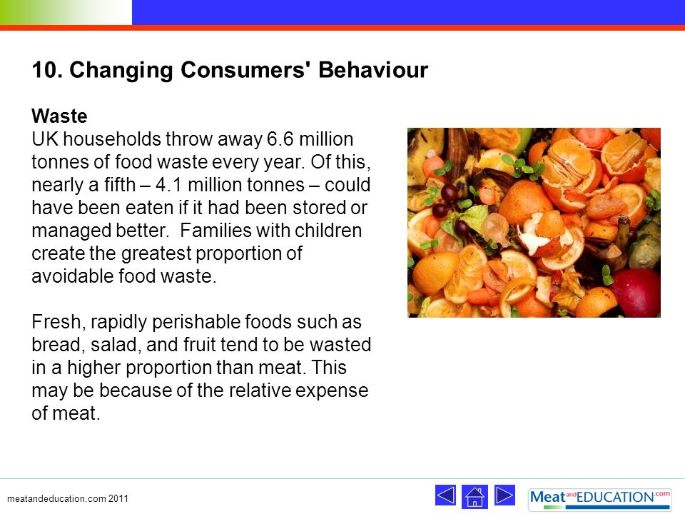 10. Changing Consumers Behaviour