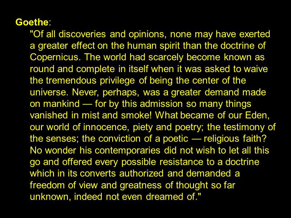 Goethe: