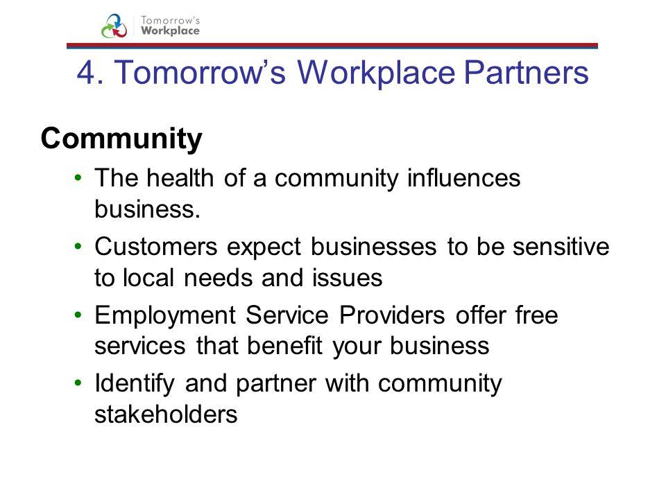 4. Tomorrow's Workplace Partners