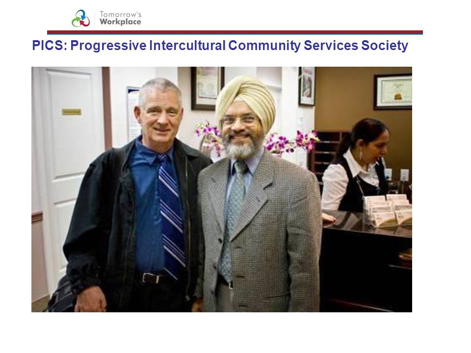 PICS: Progressive Intercultural Community Services Society