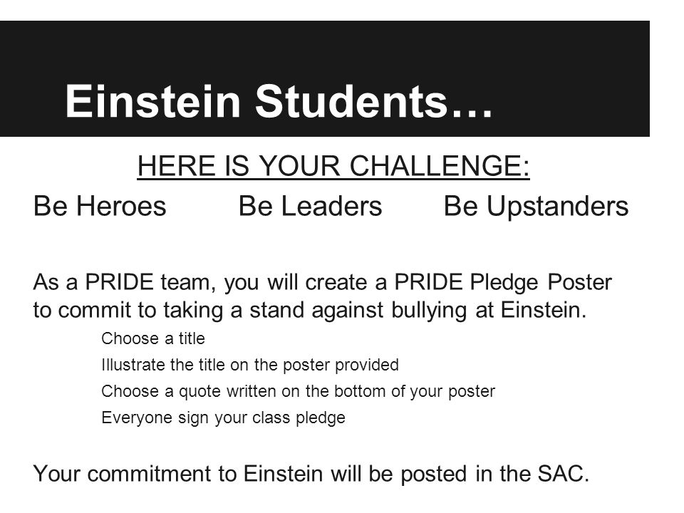 HERE IS YOUR CHALLENGE:
