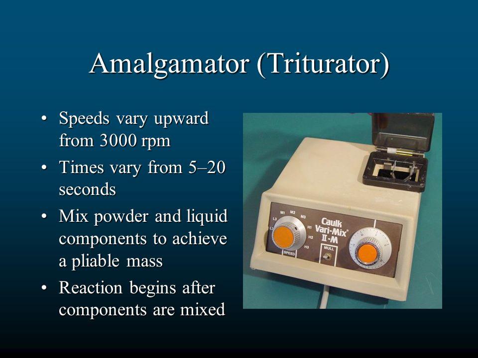 Amalgamator (Triturator)
