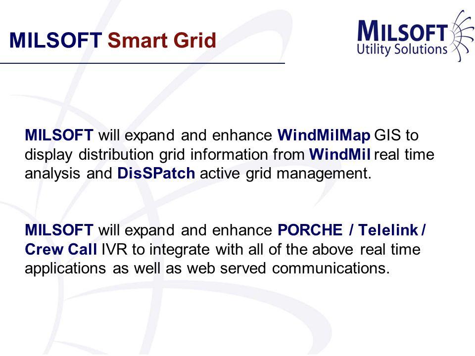 MILSOFT Smart Grid