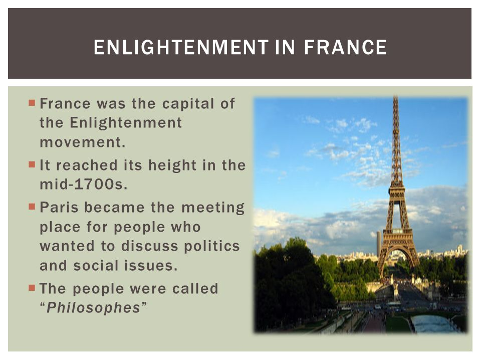 French Views of Slavery during the Enlightenment