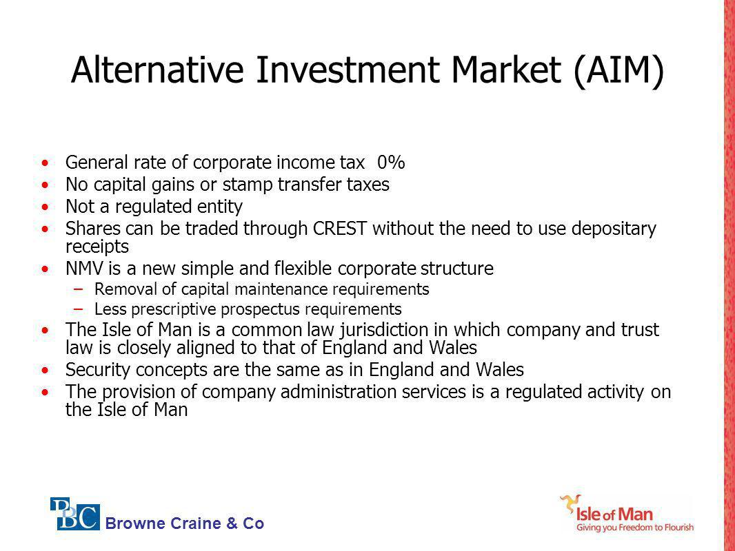 Alternative Investment Market (AIM)