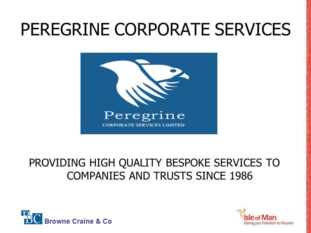 PEREGRINE CORPORATE SERVICES