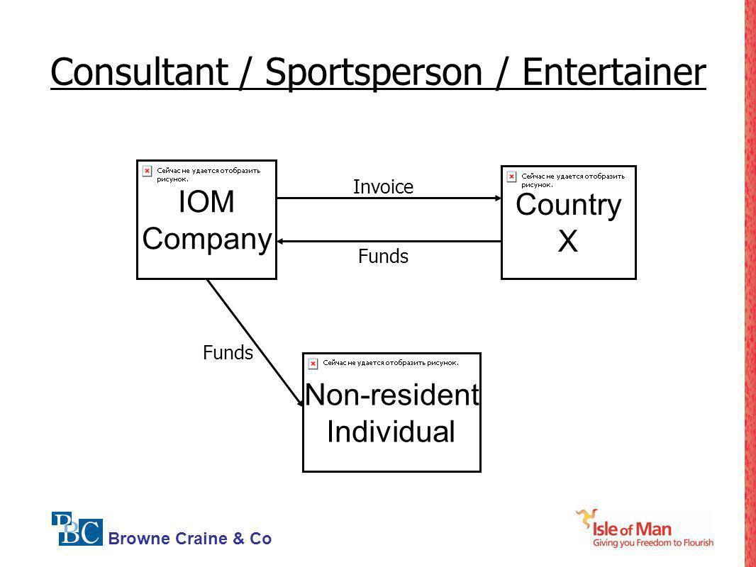 Consultant / Sportsperson / Entertainer