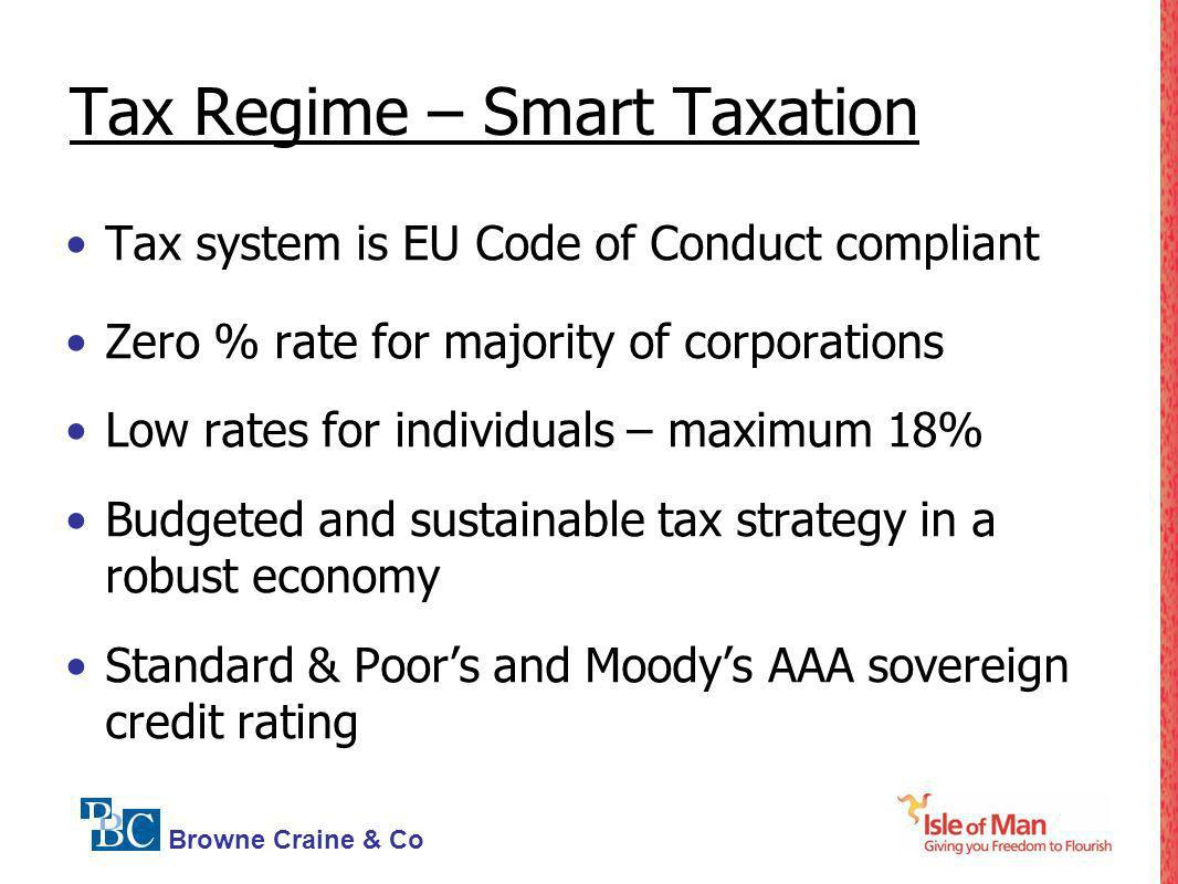 Tax Regime – Smart Taxation